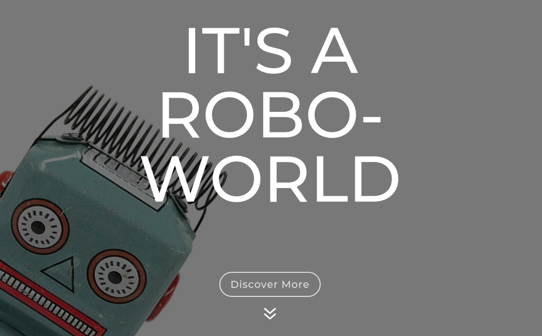 Design Your Value for a Robo-World