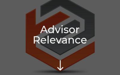 The Milestones of Advisor Relevance