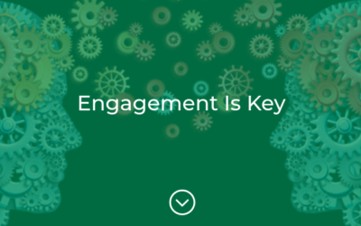 Your Engagement… Really Important